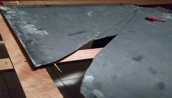 How To Repair Or Replace Broken Pool Table Slate Cheap Welcome