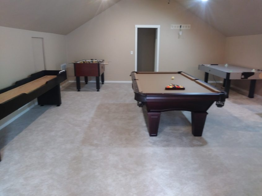 Game Table Options For Small Rooms Welcome